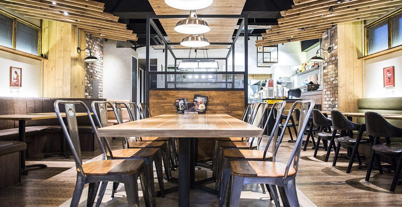 BURG HOLIC | バーガーカフェ Tokyo